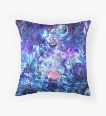 Transcension Throw Pillow