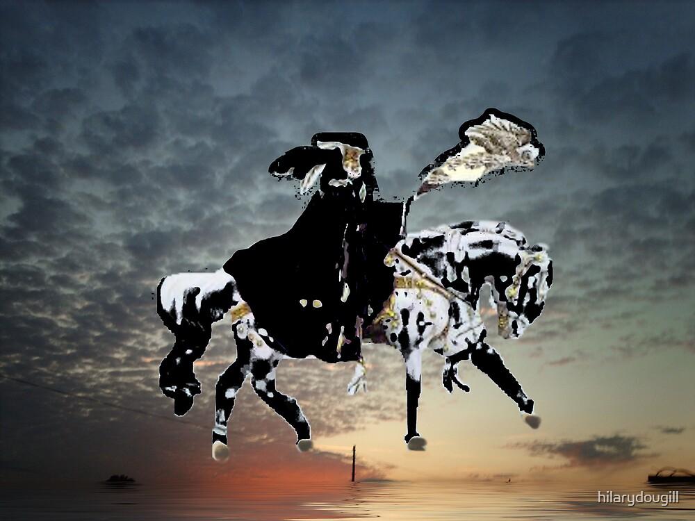 The Black Knight by hilarydougill