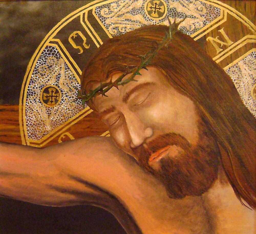 Crucifixion  by peinter