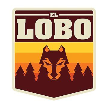 El Lobo by kevingomez
