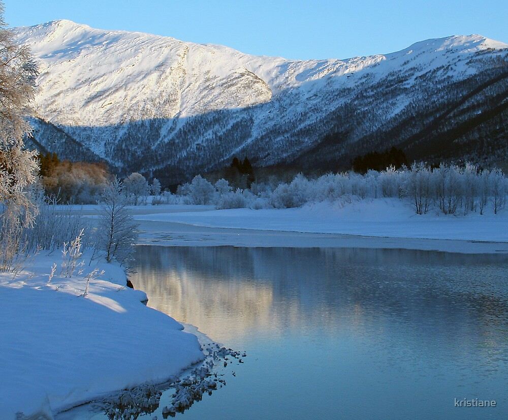 Cold and quiet by kristiane