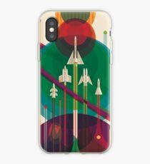 NASA JPL Space Tourism: Ein einmal in seinem Leben Getaway iPhone-Hülle & Cover