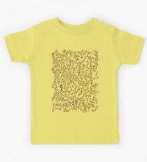 Worms attack! Kids Clothes