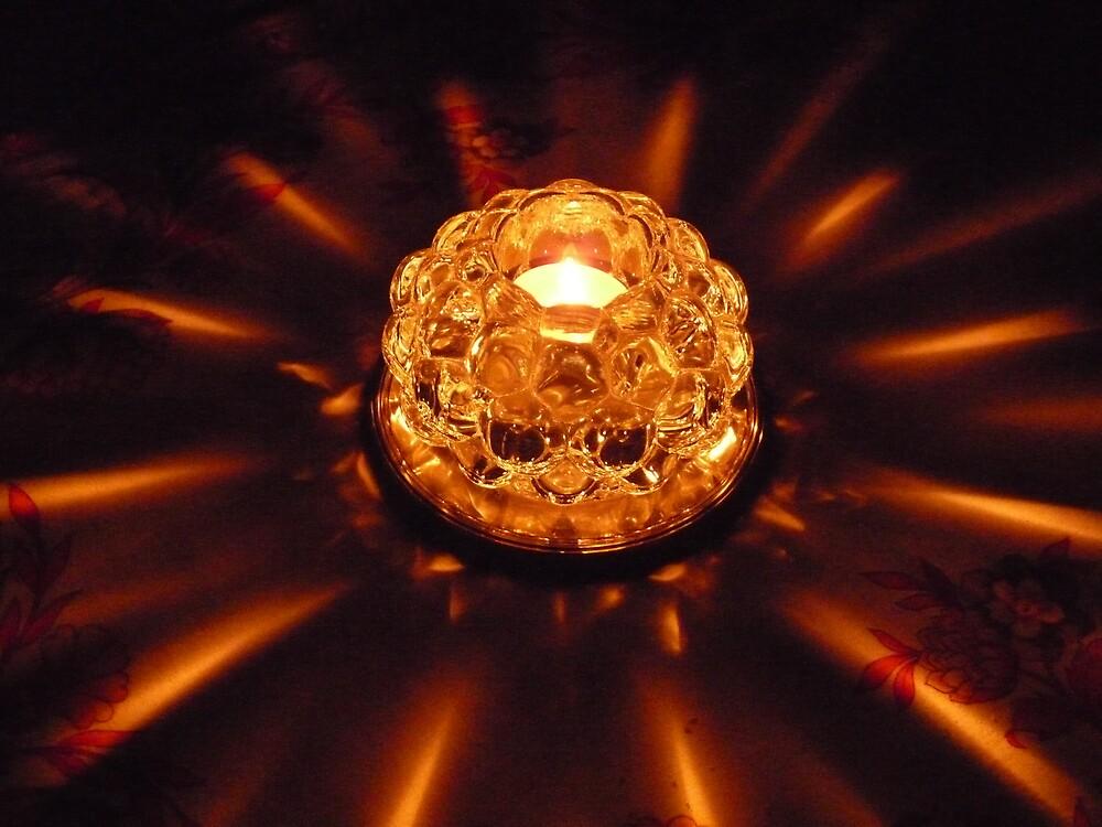 Christmas lights: diffraction by presbi
