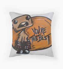 Mugshots: Dudley Throw Pillow
