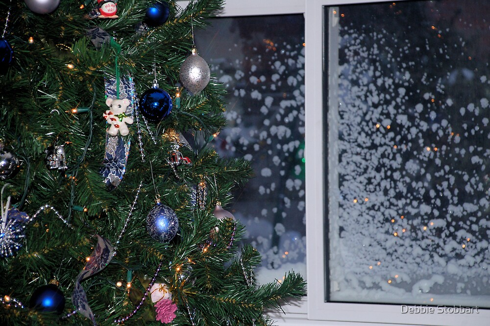 Oh, the Weather Outside is Frightful... by Debbie Stobbart
