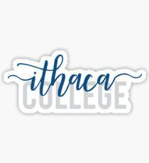 Ithaca Sticker