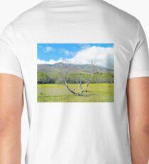 Molokai Surrealism  Men's V-Neck T-Shirt