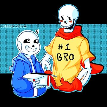 sans and papyrus by aixaacac47
