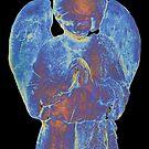 A BLUE ANGEL by Heather Friedman