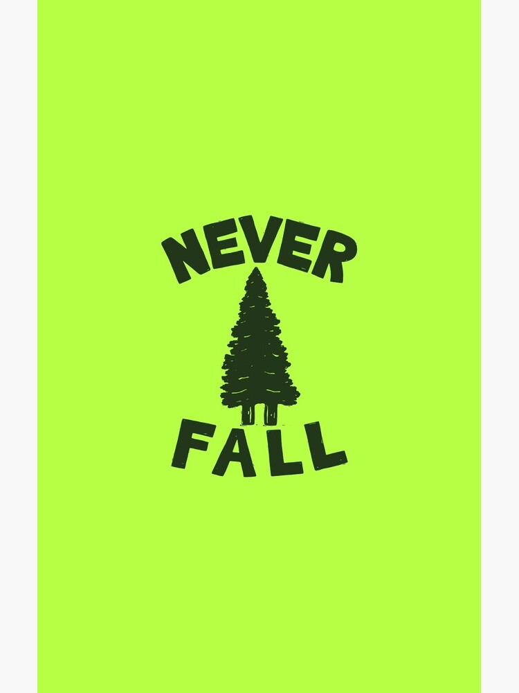 NEVER F\LL by Angchor