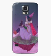 space witch Case/Skin for Samsung Galaxy