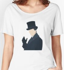 Sherlock Holmes, Christmas Special Women's Relaxed Fit T-Shirt