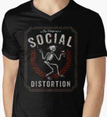 Social Distortion Camiseta - Para Hombre 2no5bKa