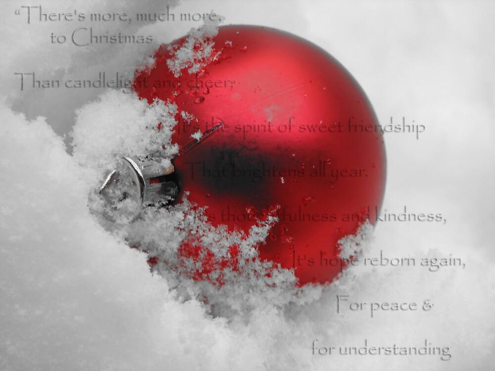 A merry Christmas to everybody :) by nirmala