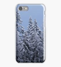 Granite Falls, When it snows, you know iPhone Case/Skin