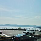 Hudson River - New York by clarebearhh