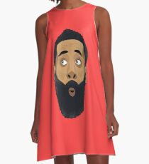 James Harden - The Beard A-Line Dress