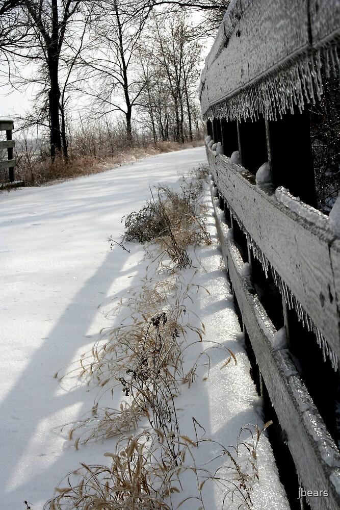 Bridge Ice by jbears