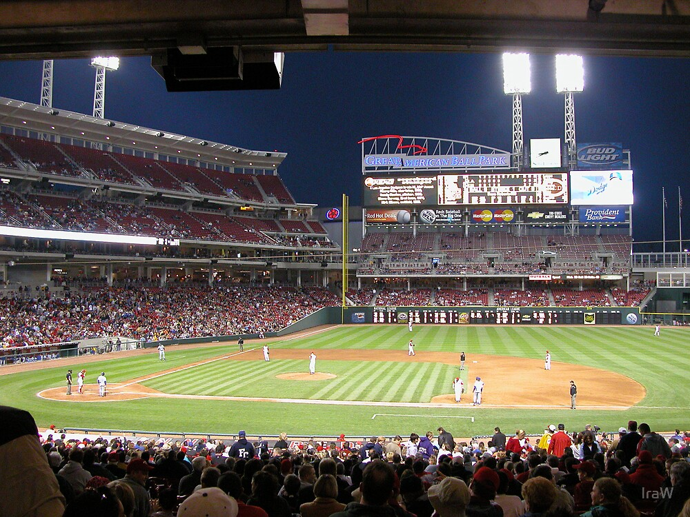 Great American Ball Park by IraW