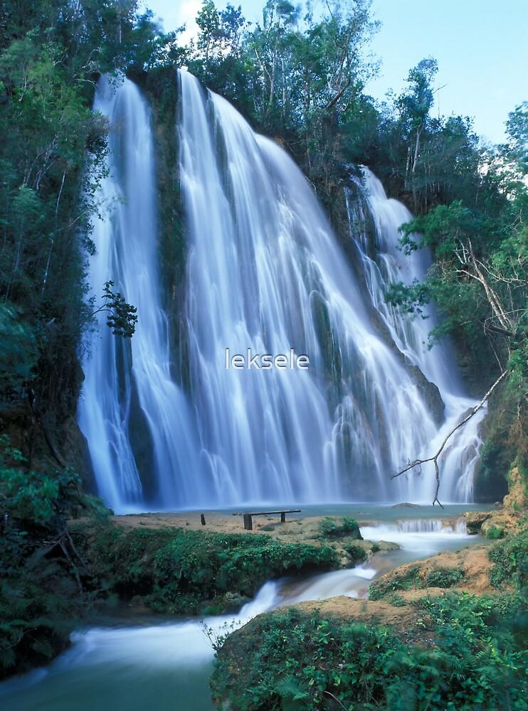 Salto Limon falls  by leksele