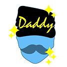 Mustache Daddy by mik3hunt