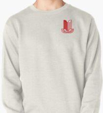 Triumph Shield Logo - Red Pullover