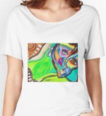 Pzeepaint3 Women's Relaxed Fit T-Shirt