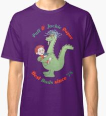 Puff and Jackie Paper Classic T-Shirt