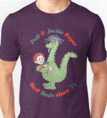 Puff and Jackie Paper T-Shirt