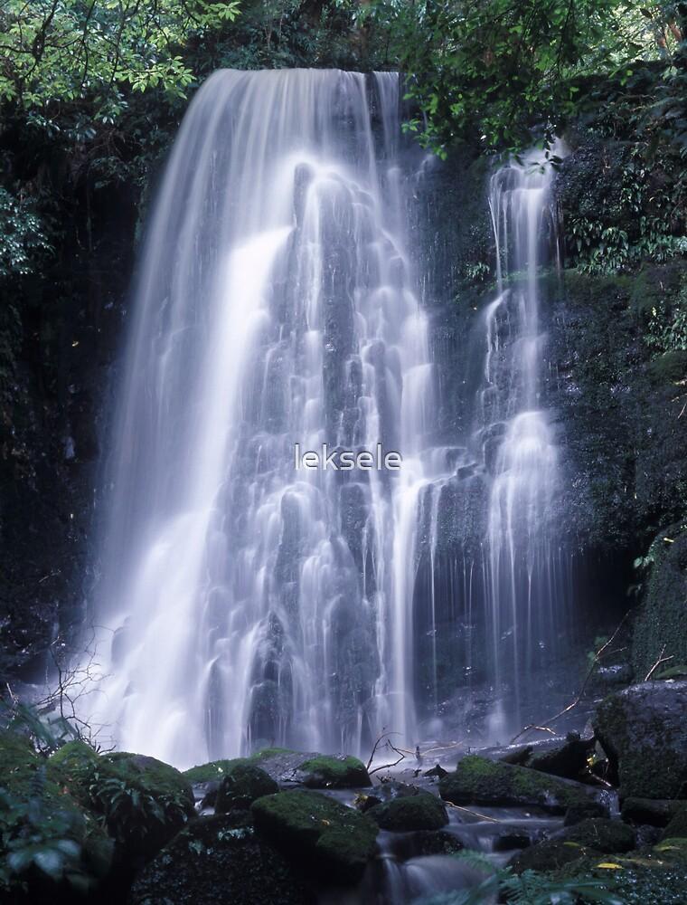 Matai falls by leksele