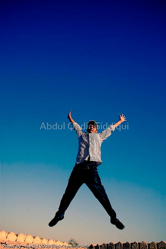 Jumpy by Abdul Qadir Siddiqui