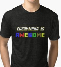 Everything Is Awesome! Vintage T-Shirt