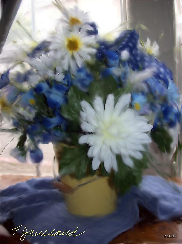 Summer Flowers by ezcat