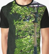 A lamp post - to lean on perhaps Graphic T-Shirt