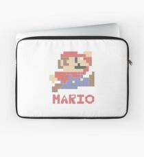 Pixel Mario Laptop Sleeve