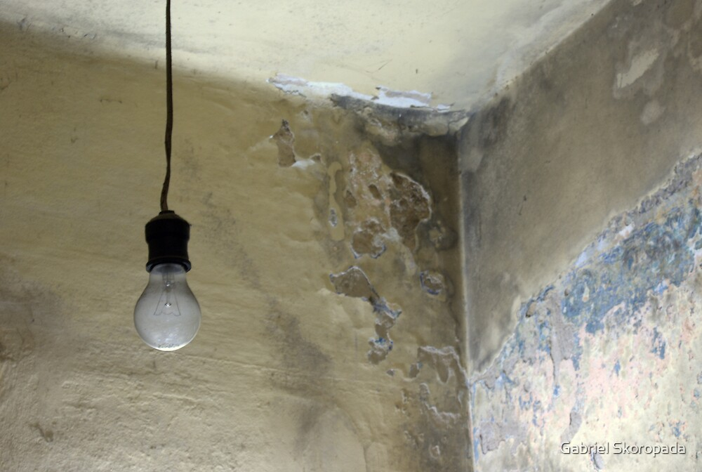Forgotten corner by Gabriel Skoropada