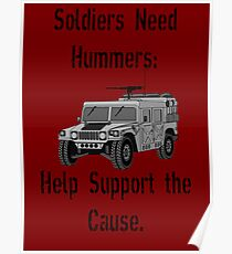 Hummers Poster
