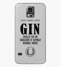 Gin Distilled For The Eradication of Sadness Case/Skin for Samsung Galaxy