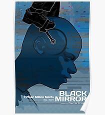 Black Mirror S01E02 - Fifteen Million Merits Poster