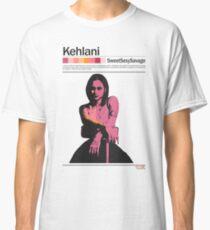 Kehlani. Classic T-Shirt
