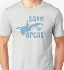 Save The Orcas T-Shirt