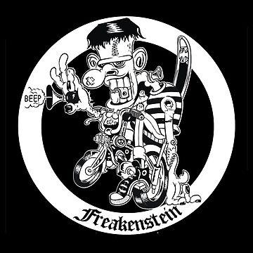 Freakenstein by vargasfabregas