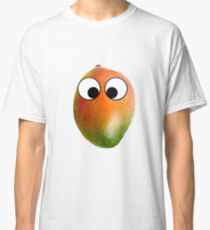 Mango With Eyes Classic T-Shirt