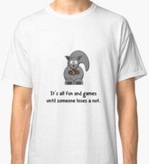Squirrel Nut Classic T-Shirt