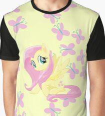 fluttershy Graphic T-Shirt