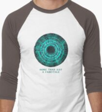 The Pandorica Men's Baseball ¾ T-Shirt