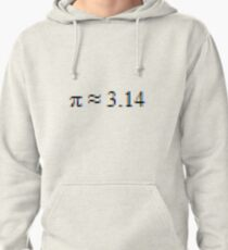Pi = 3.14  Pullover Hoodie