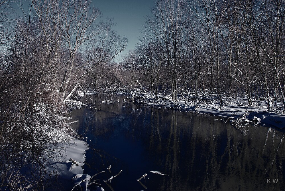 Icy Waters by K W