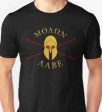 5b1e4bd6 ΜΟΛΩΝ ΛΑΒΕ - Come and Take Them Unisex T-Shirt